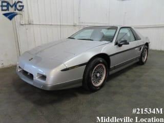 1985 Pontiac Fiero GT