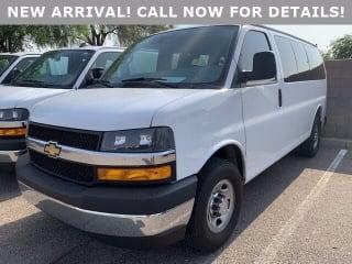 2020 Chevrolet Express Passenger LT 2500
