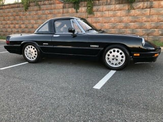 1987 Alfa Romeo Spider