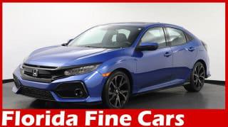 2018 Honda Civic Sport Touring