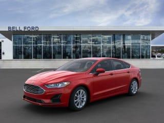 2020 Ford Fusion Hybrid SE