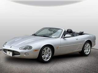 2003 Jaguar XKR Base