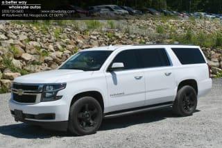 2017 Chevrolet Suburban Fleet 1500