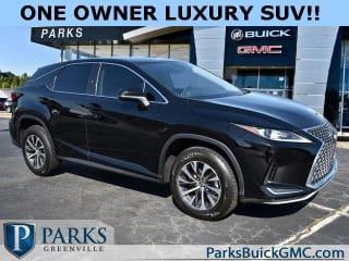 2020 Lexus RX 350 Base