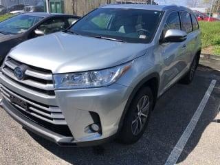 2019 Toyota Highlander Hybrid