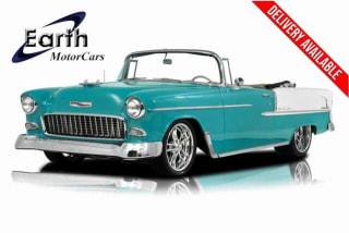 1955 Chevrolet Bel Air Pro Touring LS3 Convertible
