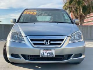 2007 Honda Odyssey EX-L w/DVD
