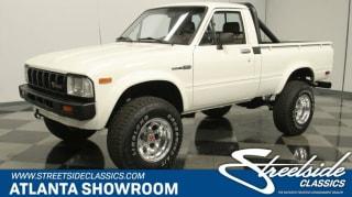 1983 Toyota Pickup SR5