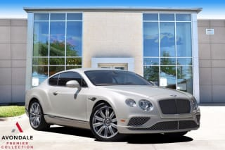 2016 Bentley Continental GT V8 GT V8