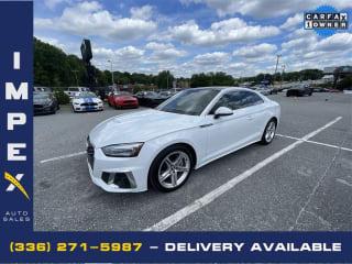 2020 Audi A5 2.0T quattro Premium