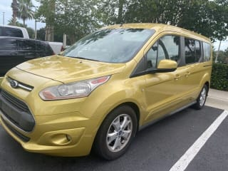2014 Ford Transit Connect Wagon Titanium
