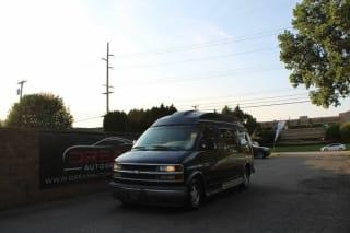2001 Chevrolet Express Cargo 1500 3dr Cargo 135 in. WB