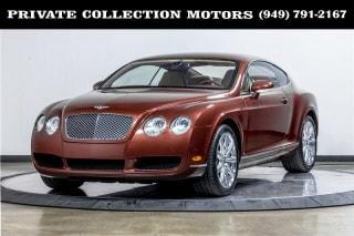 2005 Bentley Continental GT GT Turbo