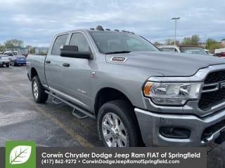 2019 Ram Pickup 2500