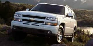 2002 Chevrolet Tahoe Base