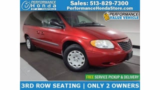 2004 Chrysler Town and Country Family Value