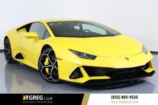 2020 Lamborghini Huracan LP 640-4 EVO