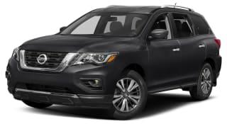 2018 Nissan Pathfinder SL