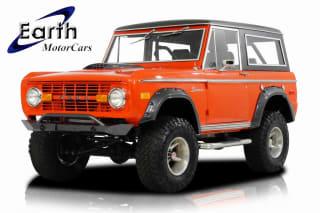 1974 Ford Bronco Frame Off Restoration - 351 FI