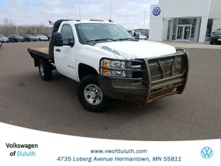 2007 Chevrolet Silverado 3500HD Work Truck