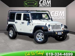 2009 Jeep Wrangler Unlimited Rubicon