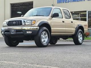 2001 Toyota Tacoma V6