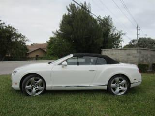 2012 Bentley Continental GTC GT