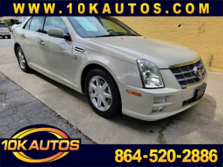 2010 Cadillac STS V6 Luxury Sport