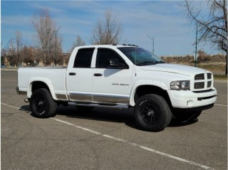 2005 Dodge Ram Pickup 3500 Laramie