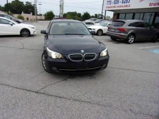 2010 BMW 5 Series 535i xDrive