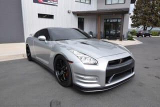 2015 Nissan GT-R Premium