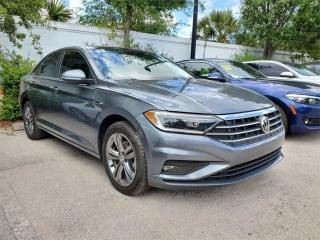 2019 Volkswagen Jetta 1.4T SEL Premium