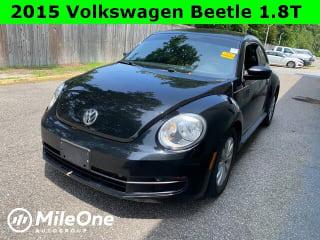2015 Volkswagen Beetle 1.8T Entry PZEV