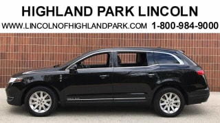 2019 Lincoln MKT Town Car Livery Fleet