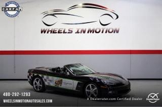 2008 Chevrolet Corvette Indy 500 Pace Car Replica