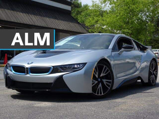 2016 BMW i8 Base