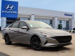 2021 Hyundai Elantra SEL