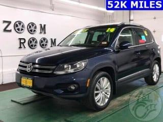2014 Volkswagen Tiguan SE 4Motion