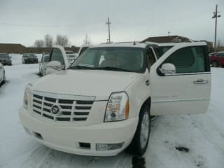 2007 Cadillac Escalade ESV Base