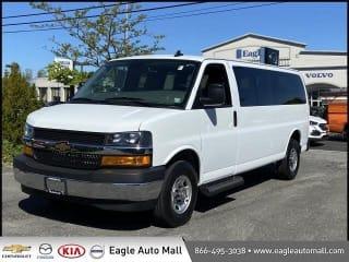 2020 Chevrolet Express Passenger LT 3500