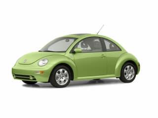 2003 Volkswagen New Beetle GLS 1.8T