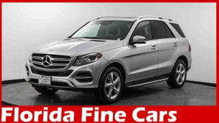 2018 Mercedes-Benz GLE GLE 350 4MATIC