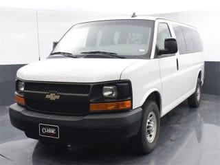 2016 Chevrolet Express Passenger LS 2500