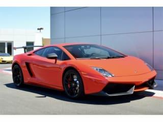 2012 Lamborghini Gallardo LP570-4 Super Trofeo Stradale 1 of 150 WorldWide