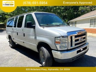 2011 Ford E-Series Wagon E-350 SD XL