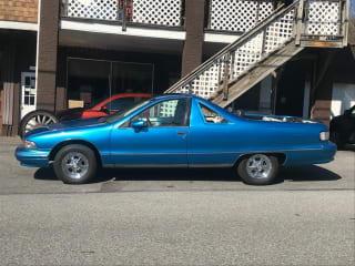 1991 Chevrolet Caprice Base