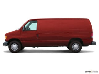 2001 Ford E-Series Cargo E-350 SD