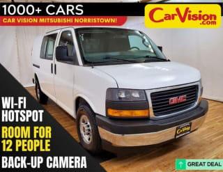 2018 GMC Savana Cargo 2500