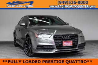 2015 Audi A3 2.0T quattro Prestige