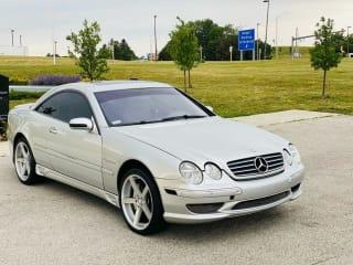2003 Mercedes-Benz CL-Class CL 500